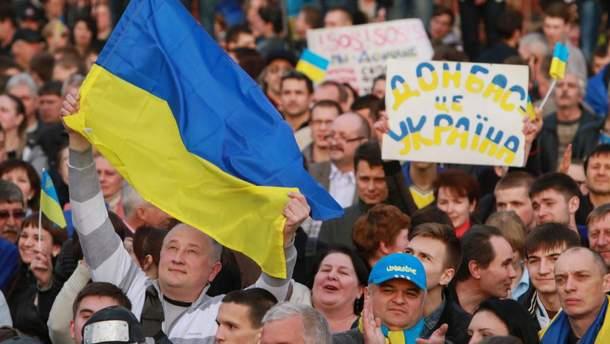 Який відсоток маргіналія на Донбасі полюбить Україну, залежатиме від внеску кожного, – Наєв