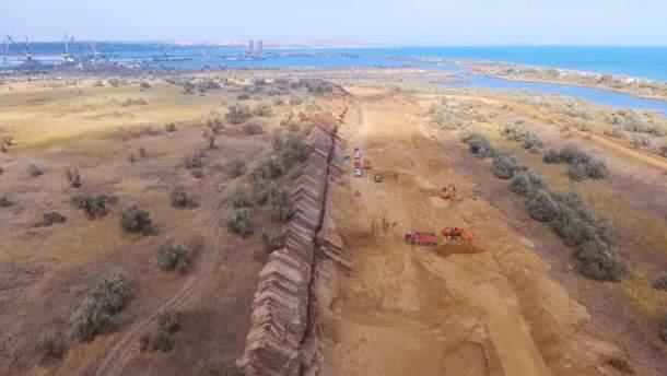 В оккупированном Крыму назревает новая экологическая катастрофа