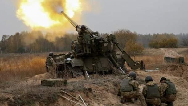 Украинские бойцы уничтожили точку оккупантов на Донбассе