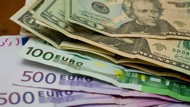 Курс валют НБУ на 4 жовтня
