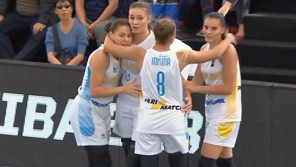 Женская сборная Украины U-23 по баскетболу 3х3