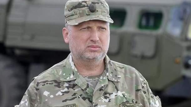Турчинов розповів про нові загрози від Росії