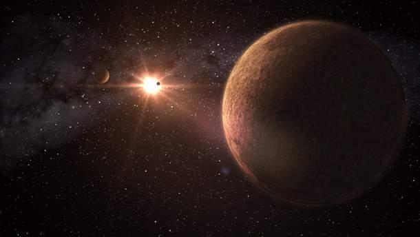 У Сонячній системі виявили нову карликову планету