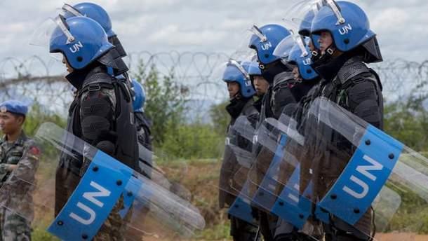 Закон об особом статусе Донбасса начнет действовать после ведения миротворцев