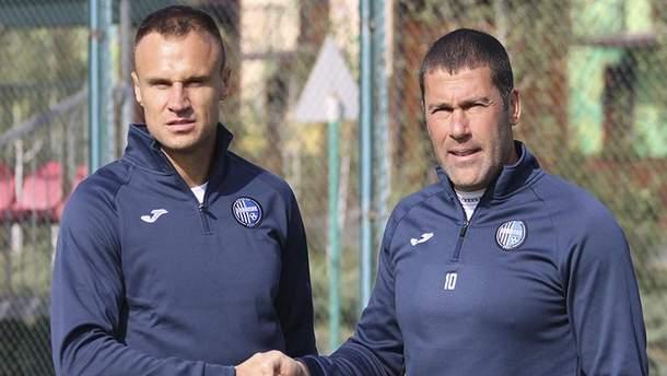 Вячеслав Шевчук и Владислав Гельзин