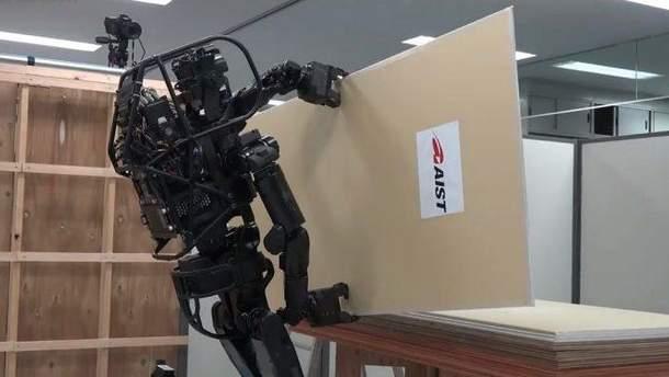Робот-будівельник