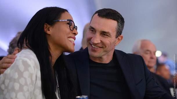 Владимир Кличко встречается с Сесилией Брекхус?