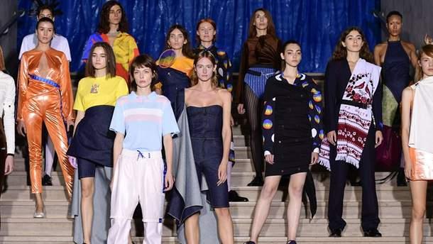 Показ Anton Belinskiy на Неделе моды в Париже
