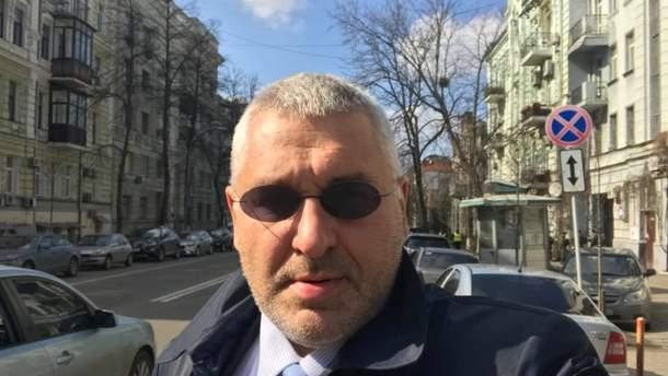 Марк Фейгин посетил Романа Сущенко в СИЗО