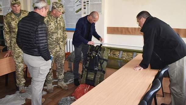 ДШВ ВСУ получат десантно-парашютные системы от Airborne Systems