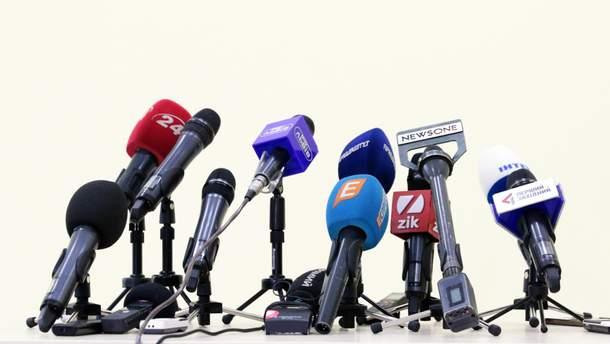 Зафиксировано по меньшей мере 22 случая избиения журналистов