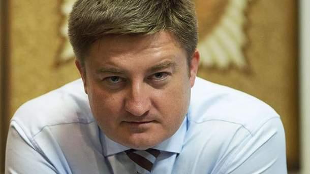 Председатель Госрезерва Мосийчук заявил об обысках у себя дома