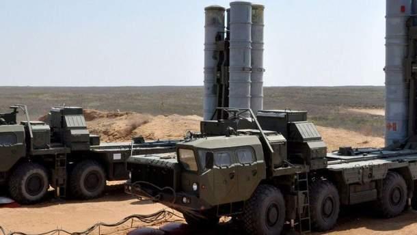 С-300 в Сирії