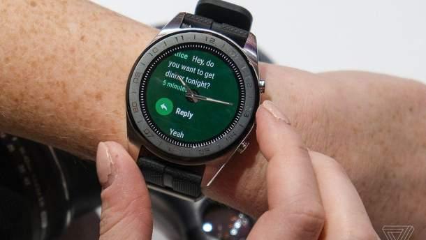Смарт-годинник LG Watch W7. 688e40326e487