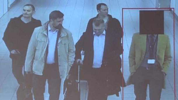 Російські ГРУшники, яких вислали Нідерланди