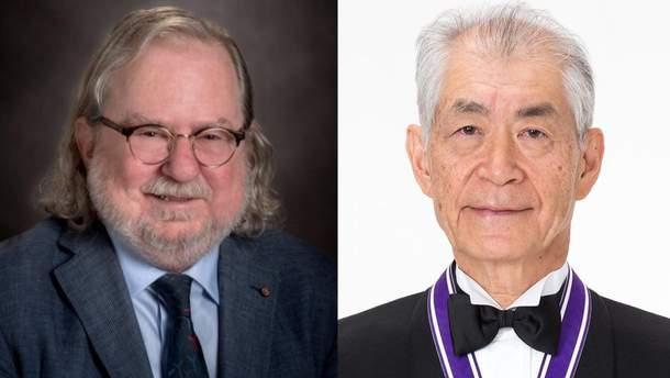 За що дали Нобелівську премію з медицини вченим Джеймсу П. Еллісону та Тасуку Хонджо