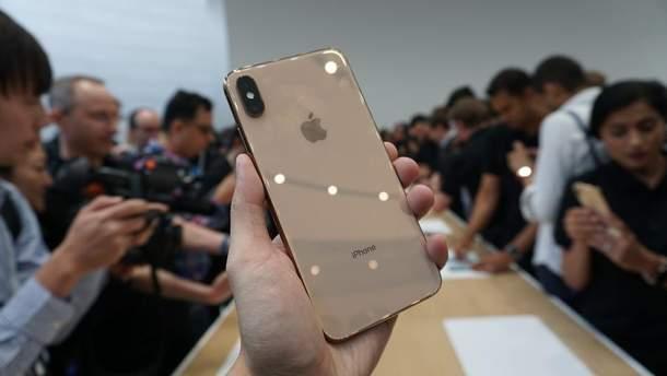 Як працює камера iPhone Xs Max
