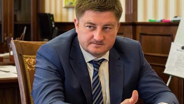 Голову Держрезерву Мосійчука можуть відправити під нічний домащній арешт