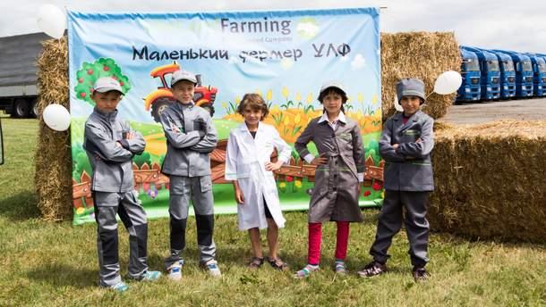 """Проект """"Маленький фермер"""""""