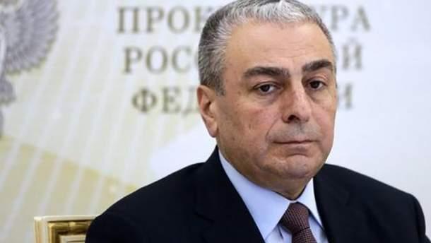 Саак Карапетян координував нагляд за розслідуванням справи Скрипалів