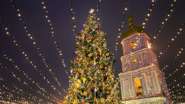 Главная елка Украины 2019