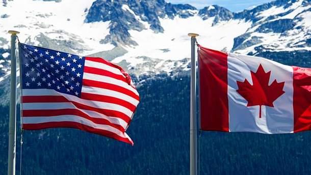 Канада та США