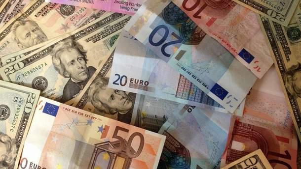 Готівковий курс валют 5 жовтня в Україні