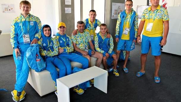 Украинские олимпийцы призвали поддержать их на ЮОИ-2018