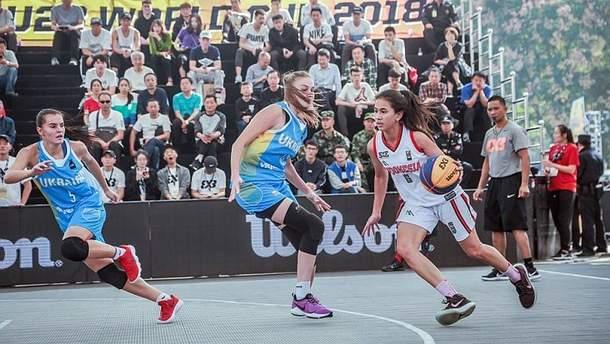 Женская сборная Украины сыграет в четвертьфинале чемпионата мира
