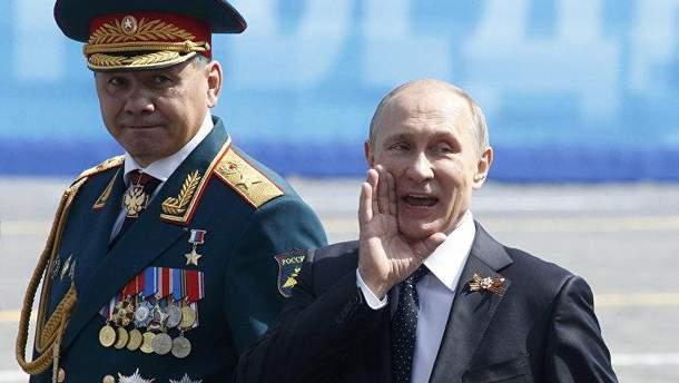 Путін не володіє ситуацією?