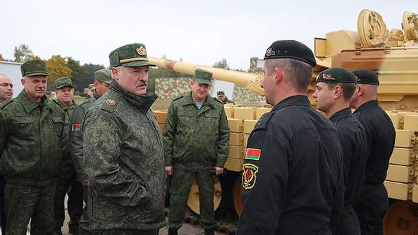 Олексаандр Лукашенко