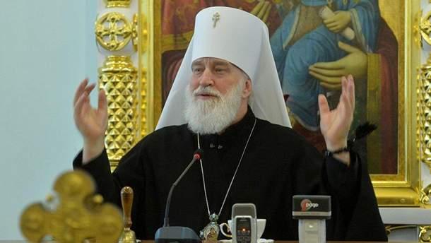 Білоруська православна церква виступила проти Томосу для України