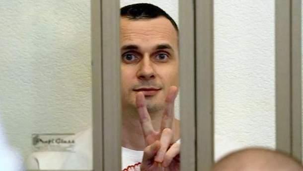 Украина готова обменять Сенцова на кого-либо из россиян, осужденных за тяжкие преступления