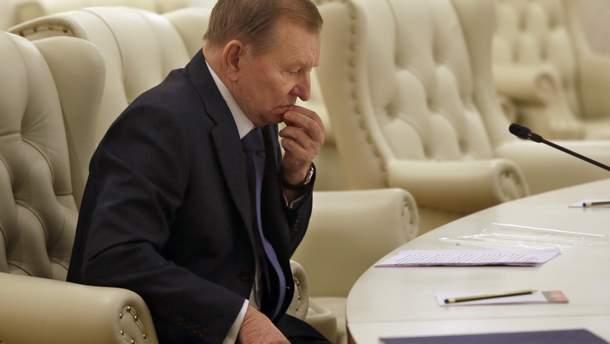 Кучма заявив про малоймовірне розширення Мінського формату