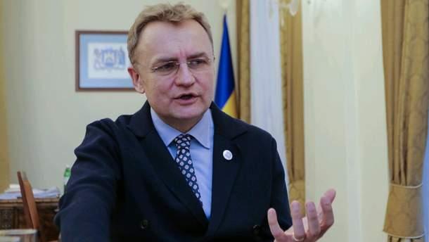 Андрій Садовий оприлюднив імовірних членів своєї майбутньої президенстької команди