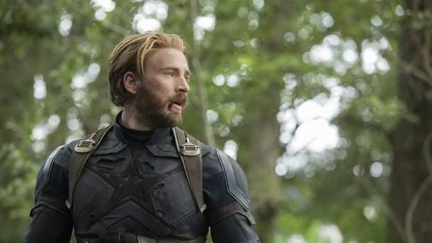 """""""Капитан Америка"""" Крис Эванс"""