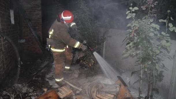 У Кропивницькому під час пожежі загинуло 3 людини