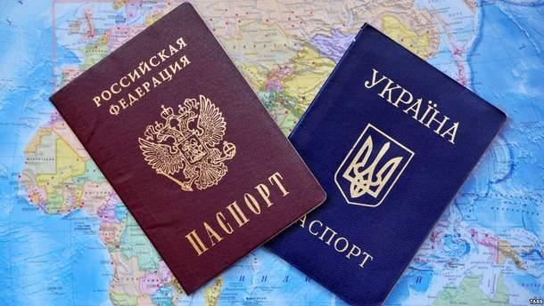 Клімкін виключає можливість легалізації подвійного громадянства з Росією