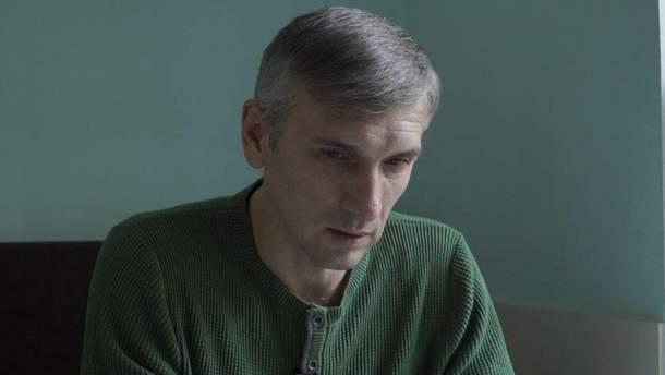 Одесский активист Олег Михайлик обнародовал детали покушения на него