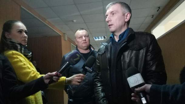 Одесский активист Олег Михайлик