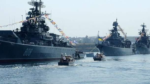 Окупанти пригрозили Україні через навчання в Азовському морі