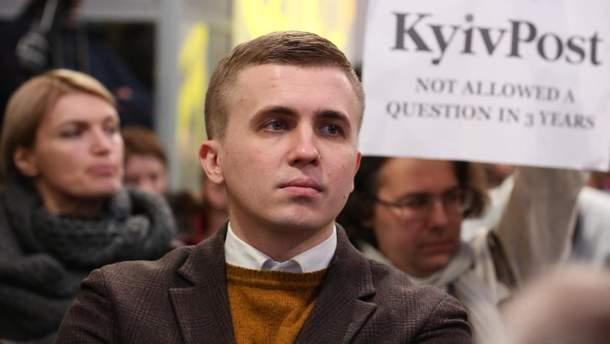 От имени журналиста-расследователя Михаила Ткача неизвестные рассылают подозрительные письма