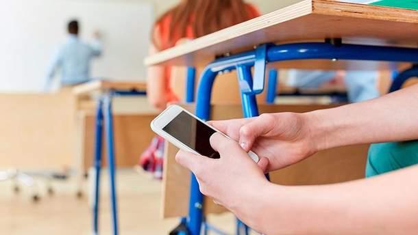 Картинки по запросу пользование моб телефоном в школе