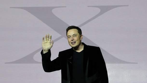 Акції Tesla знову обвалились після чергової заяви Маска