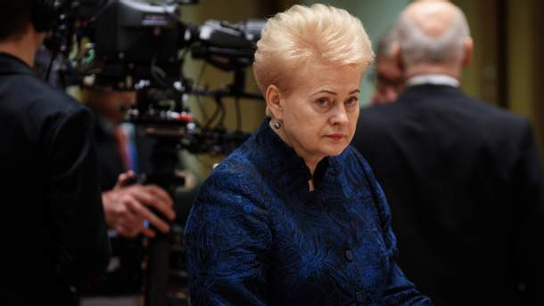 Литва выразила протест Российской Федерации  из-за Ванагаса