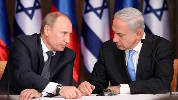 Путин и Нетаньяху встретятся впервые после катастрофы Ил-20