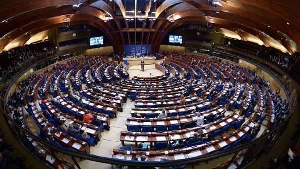РФ пригрозили исключением изуставных органов Совета Европы