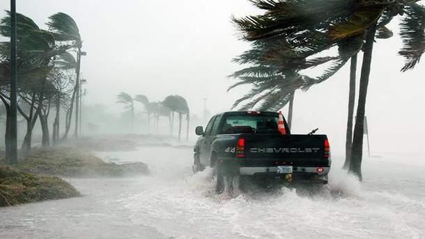 Потужний шторм Майкл наближається до штату Флорида у США.