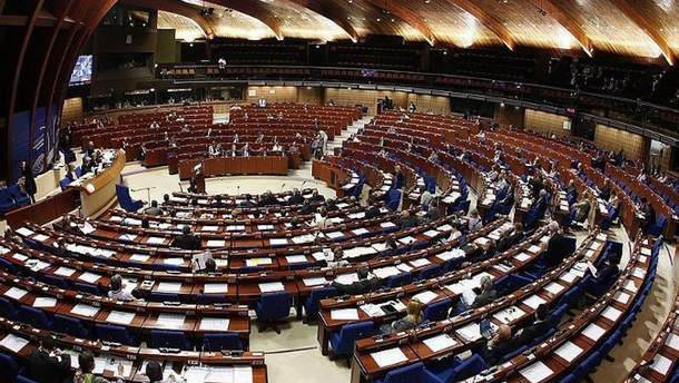 Росію неповернуть доПарламентської асамблеї Ради Європи до кінця року