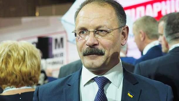 Олег Барна может отказаться от депутатского мандата